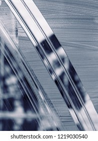 Abstract Backgrounds  on glass
