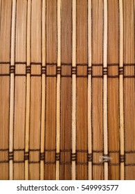 Abstract Bamboo placemat background