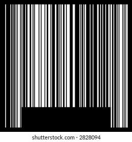 Abstract bar code