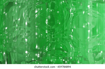 Abstract beautiful green elegant background