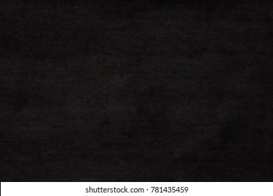 Abstract black felt background. Black velvet background.