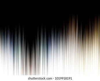 Abstract black and white blurred lined image, great for design projects and background
