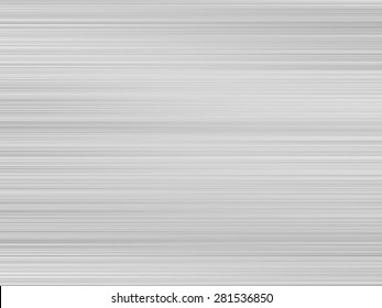 Abstract black and white horizontal thin lines or stripes background