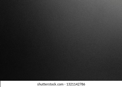 abstract black and white photo texture background of grainy powder coating surface