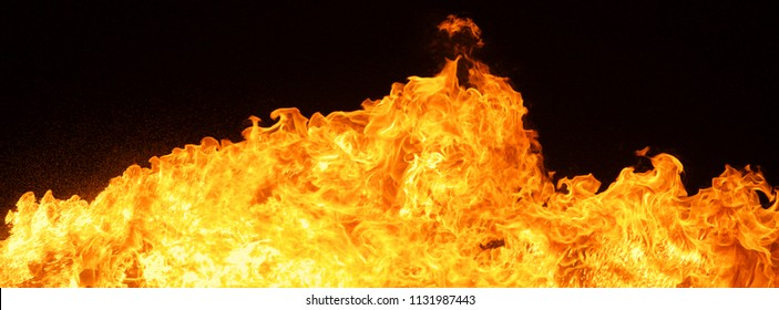 abstract blaze fire flame texture background