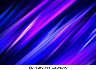 Abstract blue background with diagonal. Illustration for design.