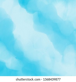 Abstract blue background for sky or water