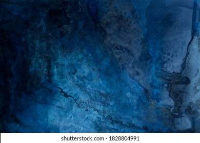 Abstract blue background or texure