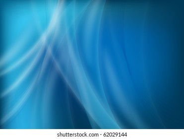 abstract blue beauty background for design