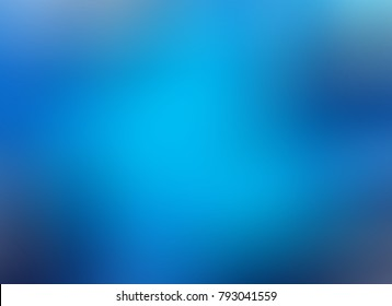 abstract blue color blurred gradient background.image