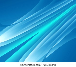 Abstract blue design for backgrounds