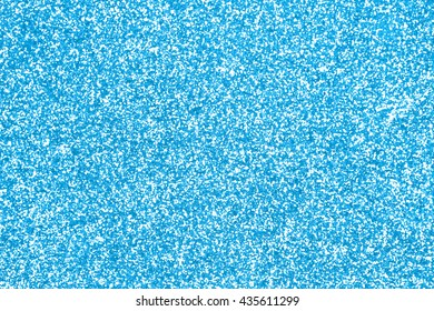 Abstract blue glitter sparkle texture background