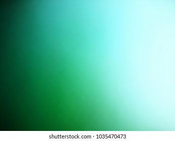 Abstract blue green background, Colorful wallpaper for making digital art, poster, presentation template, card, advertising sign or website