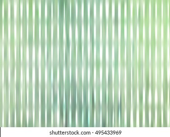 abstract blue and green background. vertical lines and strips illustration digital.