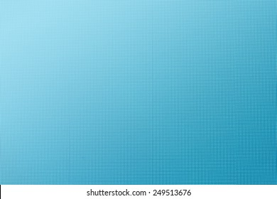 abstract blue led screen texture background