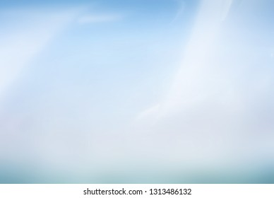 abstract of blue sky background
