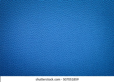 abstract blue textured leather background