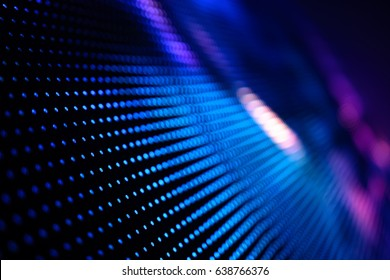 Abstract blue tinted wallpaper