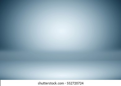 Abstract blue and white gradients for creative project for design, blue background