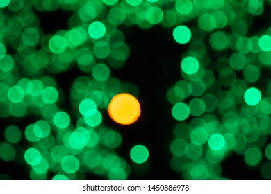 Abstract blur, 70mm bokeh for background purposes