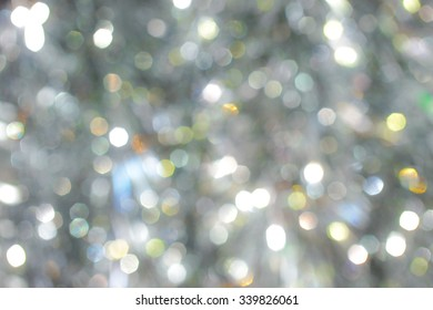 abstract blur christmas white silver 260nw 339826061