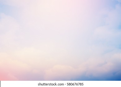 abstract blur color sunset background with shiny light concept.