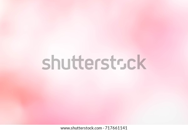 Foto Stock 717661141 A Tema Abstract Blur Light Gradient Pink Soft