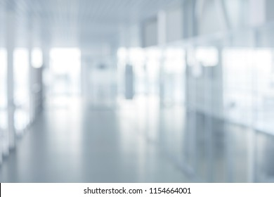 Abstract blur modern business office background with blur for your design