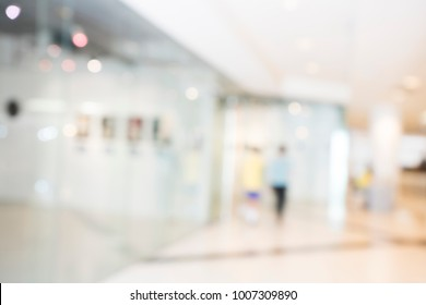 ABSTRACT BLUR OFFICE BACKGROUND, MEDICAL office image and Blurry Buildings has copy space available as a background for the Presentation of Advertising.