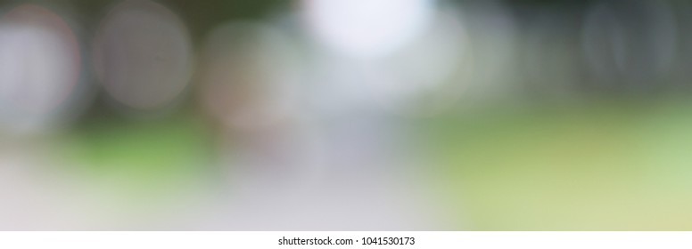Abstract blurred background of a day city. Can be used as a header or banner on your website, blog or social media.