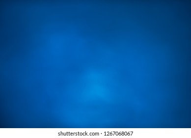 Abstract blurred background gradient blue blur texture