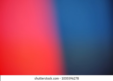 abstract blurred background with red and blue.