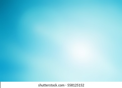 abstract blurred beauty teal color with flash aura and sparkle ray lens flare light effect for beauty background concept.