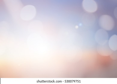 abstract blurred dreamy colorful background for summer and spring season.