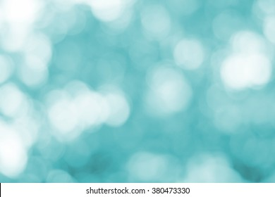 abstract blurred teal background