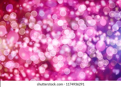 Abstract bokeh background. Christmas Glittering background. Abstract christmas background. Glittering Christmas background.
