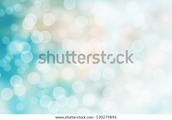 Abstract bokeh background. Christmas bokeh lights refocused blurred background.