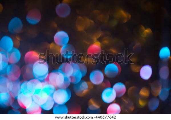abstract bokeh bright color blurred background with no people