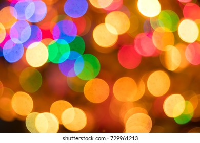abstract bokeh colorful for background