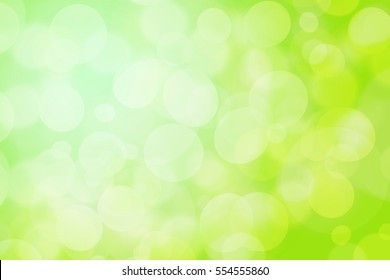Abstract bokeh design for use as a background