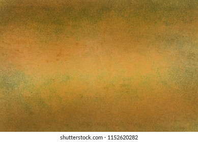 Abstract brass metal plate background