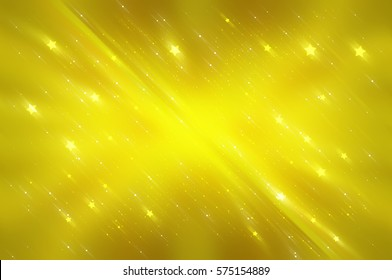 Abstract bright glitter gold background. elegant illustration