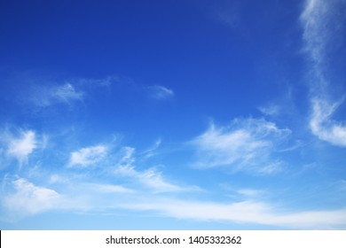 Abstract bright sky surface background