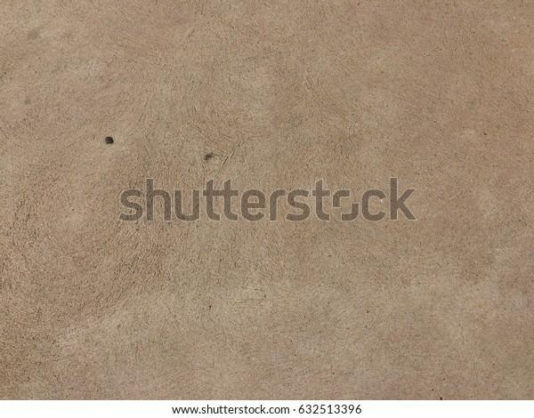 Abstract brown cement floor floor texture background