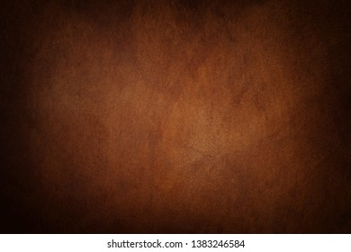 Abstract brown leather texture may used as background.