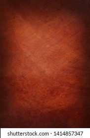Abstract brown leather texture may used as background. Simple background texture.