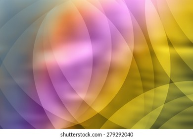 Abstract business background with curves