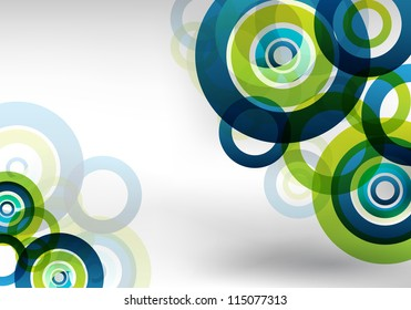 an abstract business background for design