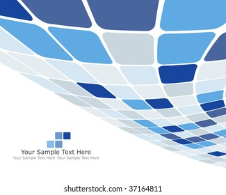 Abstract checked  business background