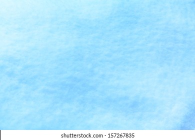 abstract Christmas blue Snow background